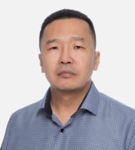 Будаев Данзан